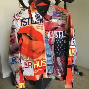40s & Shorties x Hustler Jacket (LIMITED EDITION)